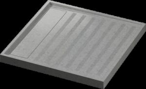 base-de-douche-quartz-silestone-grise-300x183 BASE DE DOUCHE