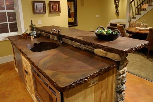 comptoir-cuisine-design-bois-pierre