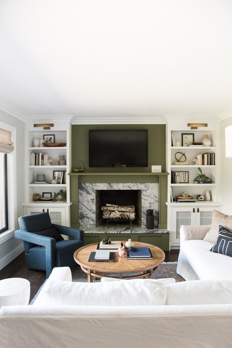 grifon-foyer-en-granite Manteaux De Foyer En Granite et Marbre