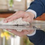 entretien comptoir granite