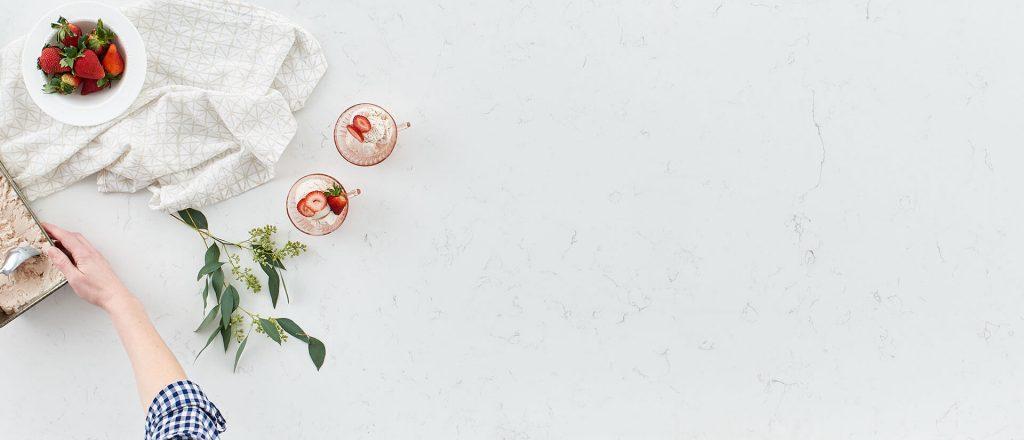 entretien quartz blanc